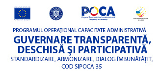 POCA - Programul Operational CAPACITATE Administrativa